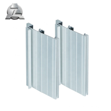 6063 t5 anodized extruded aluminum door threshold profile